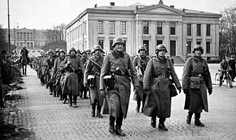 80 år siden Norge ble okkupert