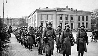 Norge under tysk okkupasjon