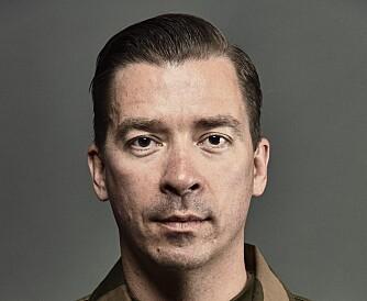 Aleksander Gudmundseth er tillitsvalgt i HVs innsatsstyrker.