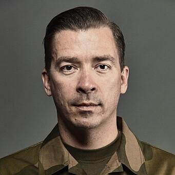 Aleksander Gudmundseth er hovedtillitsvalgt for Heimevernets innsatsstyrker. Han er også soldat i innsatsstyrke Derby i HV-02.