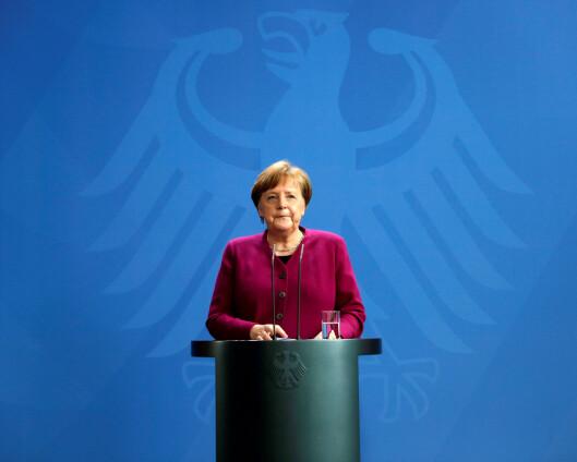 Fire pågrepet for terrorplanlegging i Tyskland