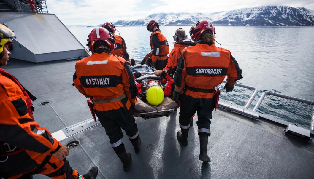 Fremskrittspartiet vil styrke bemanningen i hele Forsvaret - også i Kystvakten - allerede i 2021.