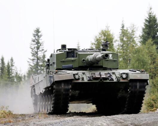 Vil anskaffe stridsvogner fra 2025