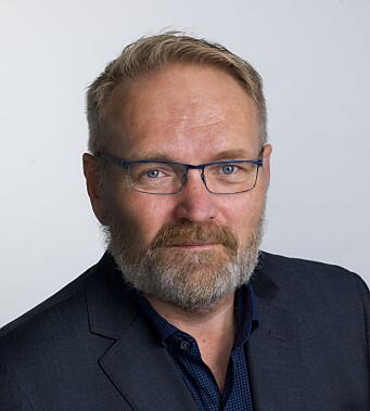 Ståle Ulriksen, forsker og lærer på Forsvarets høgskole (FHS).