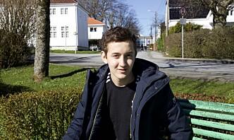 Jonas skal til Madlaleiren med 900 andre: – Jeg er spent, sier han.