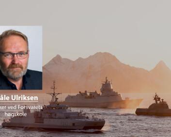 Langtidsplanen: På stedet hvil for Sjøforsvaret
