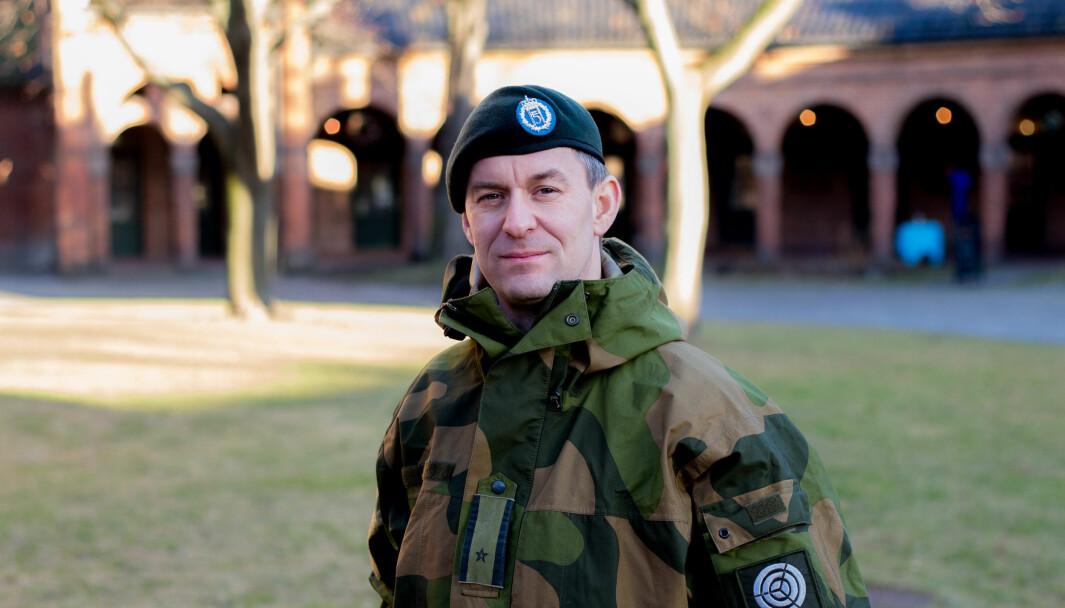 BFO ville selv sjekke forholdene til forsvarsansatte etter at NRK skrev om boforhold.