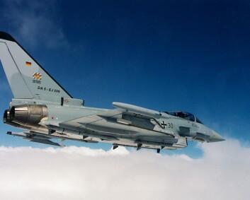 Tyskland kjøper både amerikanske og europeiske kampfly