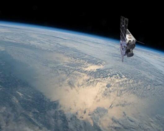 Norge og Nederland skal bygge militære nanosatellitter