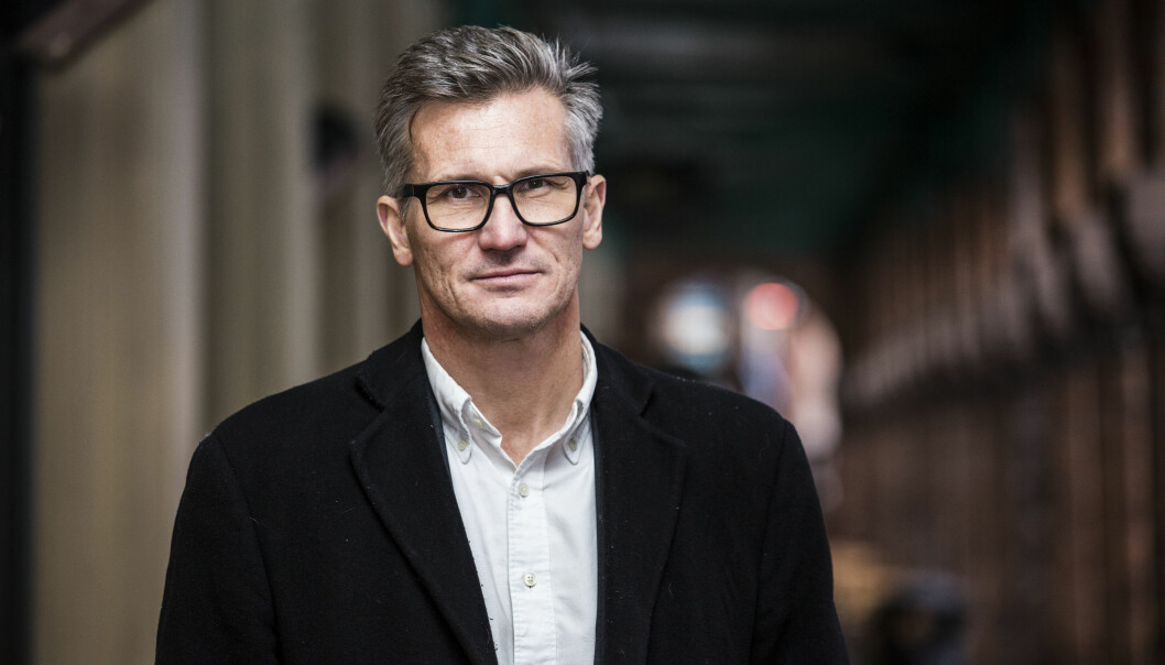 Jurist, forfatter og direktør i Datatilsynet, Bjørn Erik Thon.