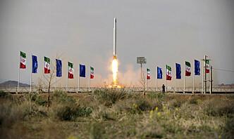 USA truer Iran etter satellittoppskyting