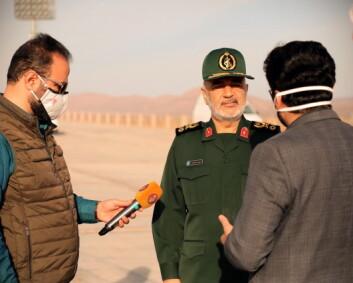 Iran advarer USA om at de vil svare på provokasjon