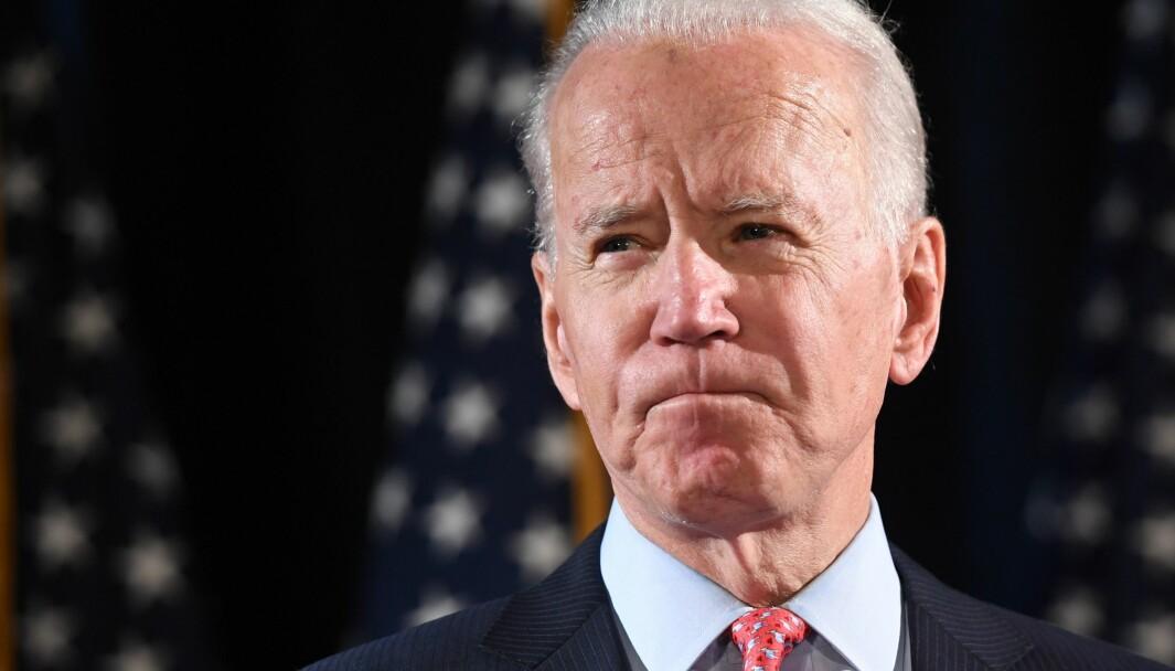 Joe Biden tror at president Donald Trump vil forsøke å utsette høstens valg