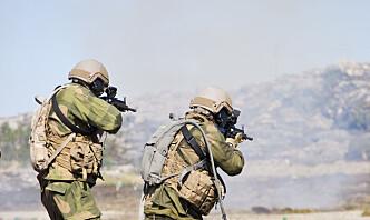 70 sersjantkandidater får utsatt befalskurs