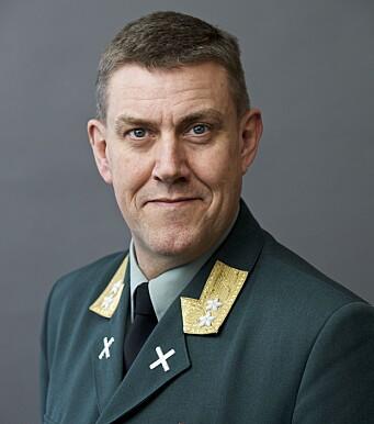 Skolesjef Henning Frantzen