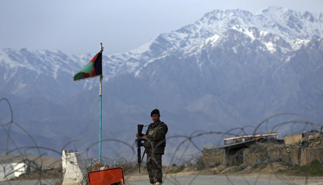 Taliban og andre opprørsgrupper var ansvarlig for 55 prosent av alle personene som ble drept og såret.