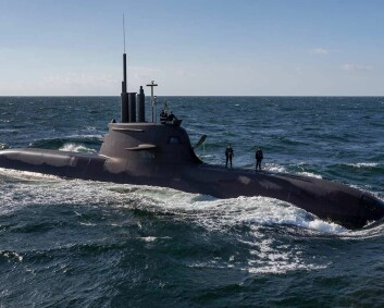 Lang vei mot nye ubåter