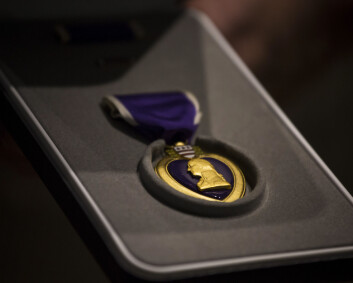Amerikanske soldater innstilt til medalje etter missilangrep