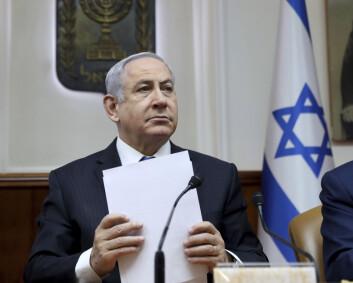 Den Arabiske liga samler seg mot Israels Vestbredden-annektering