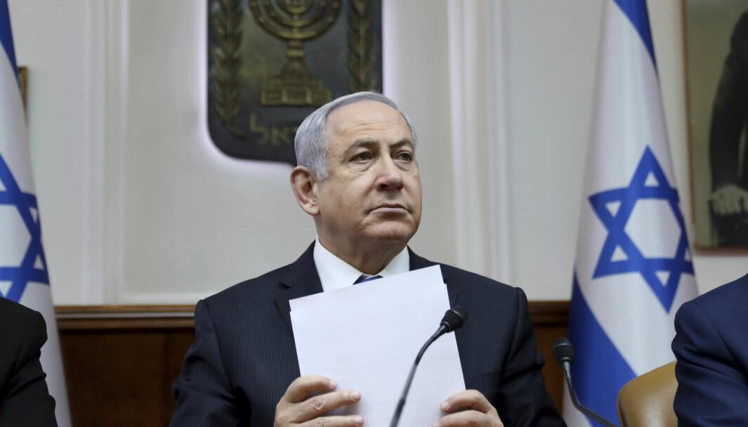 Israels statsminister Benjamin Netanyahu vil begynne annekteringen av store deler av Vestbredden allerede 1. juli.