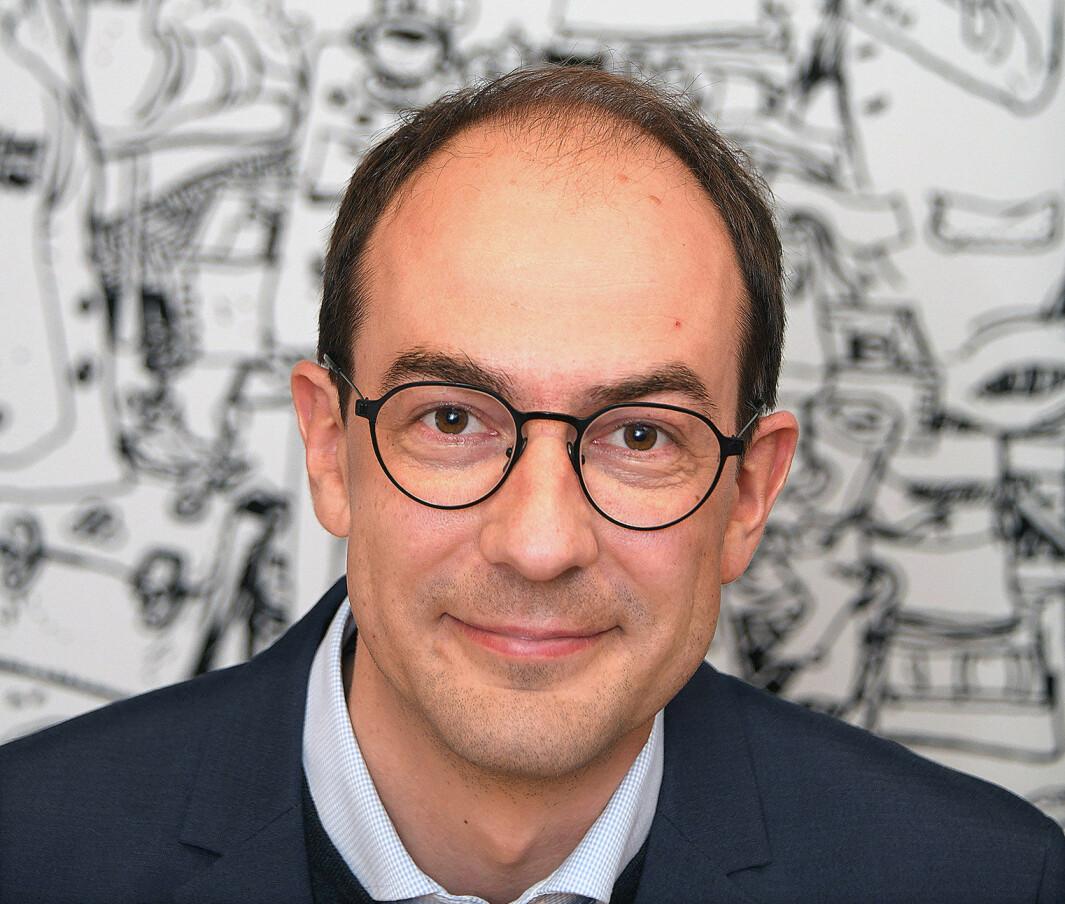 Stian Eisenträger tar over jobben som ansvarlig redaktør i Forsvarets forum.