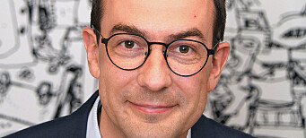 Stian Eisenträger er ny redaktør i Forsvarets forum