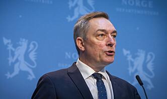 Regjeringen anklager Russland for desinformasjon