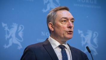 Bakke-Jensen får forsvarsplan i retur fra Stortinget