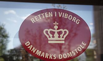 Tidligere dansk hærsjef møter i retten, tiltalt for maktmisbruk