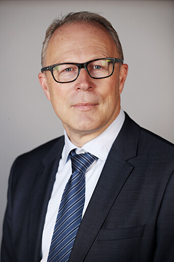 HR-direktør Tom Simonsen.