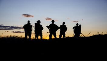 Rødt: HV-soldatene bør ha feriepenger for flere år