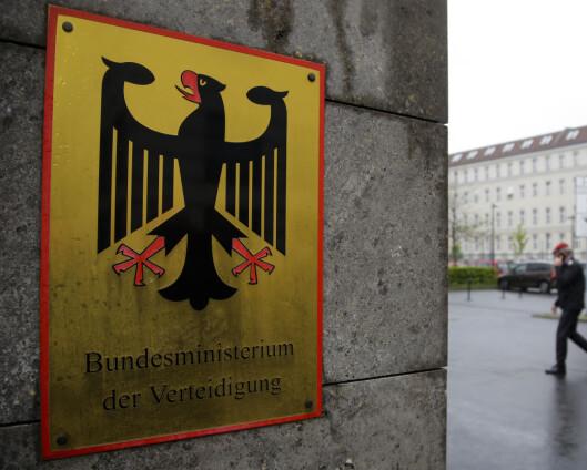Tysk militær etterretning sporer ekstremisme i egne rekker –høyreekstremisme er prioritert