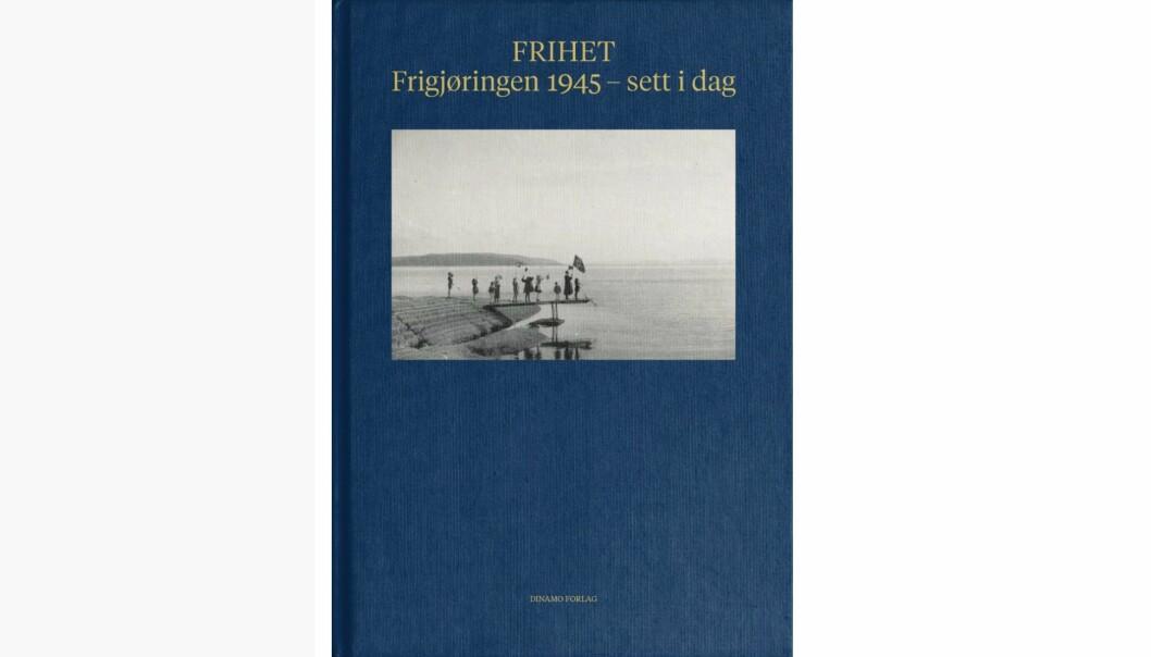 Boka «Frihet» er utgitt i forbindelse med 75-års jubileet for frigjøringen.