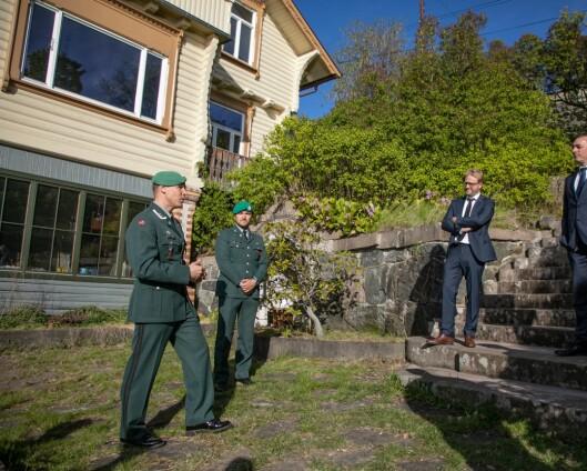 Veteranhus i Oslo overtatt
