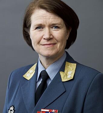 Sjef for Luftforsvaret, generalmajor Tonje Skinnarland