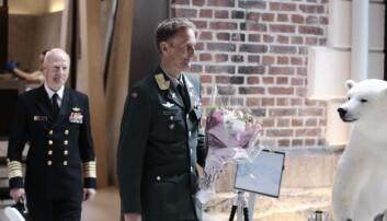 Eirik Kristoffersen presenteres som ny forsvarssjef