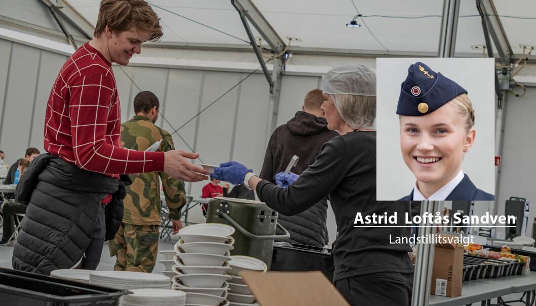 Velferd må fungere i fred, under pandemier og krigssituasjoner, skriver Astrid Loftås Sandven.