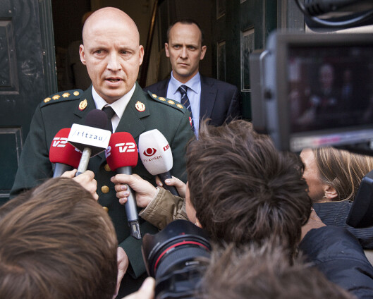Tidligere dansk hærsjef dømt til 60 dagers fengsel