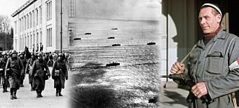 Hvor mye kan du om 2. verdenskrig?