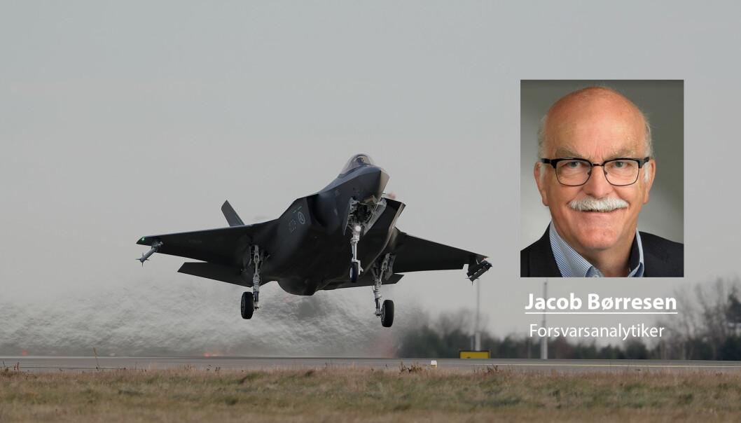 Det er ingen politisk vilje til å finansiere en forsvarsstruktur som svarer på trusselbildet, skriver Jacob Børresen.