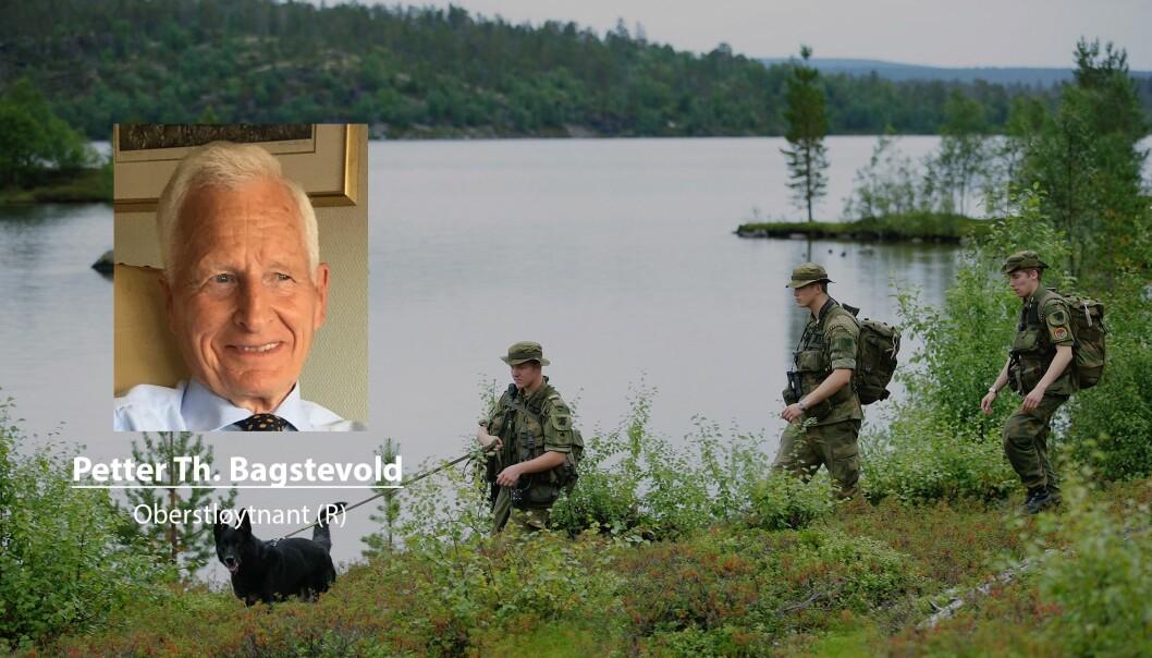 Det er ikke urimelig at Forsvaret nå konkretiserer veteranbegrepet, i henhold til Stortingets beslutning, skriver Petter Bagstevold. Her ser vi grensejegere i Finnmark.