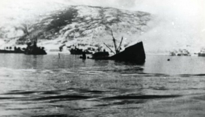 Se Forsvarets forums video-blogg om den første allierte seieren under 2. verdenskrig