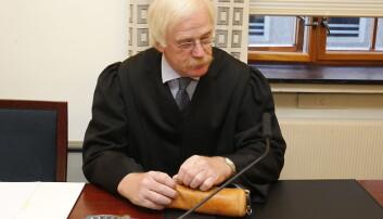 Politiadvokat Ole Bjørn Mevatne