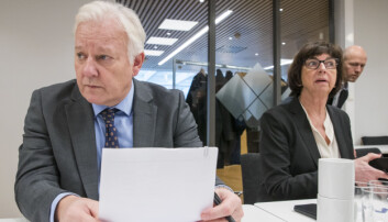 Riksadvokat Jørn S. Maurud.