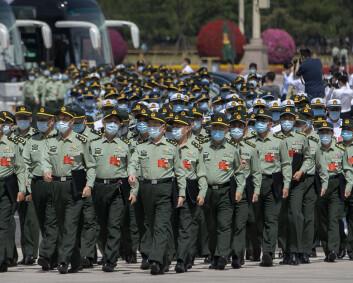 Kina har vedtatt å innføre omstridt sikkerhetslov i Hongkong