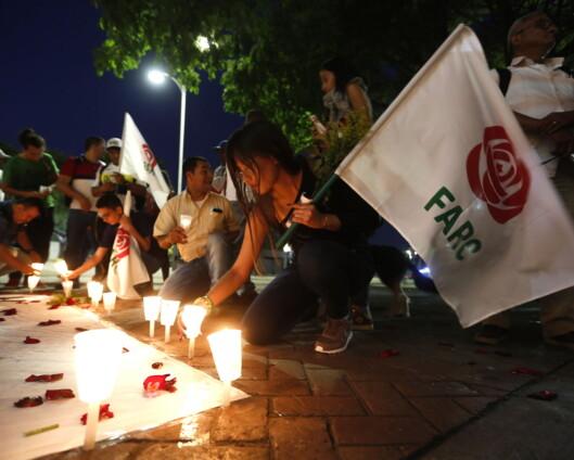 Drapene på aktivistledere og tidligere FARC-soldater fortsetter