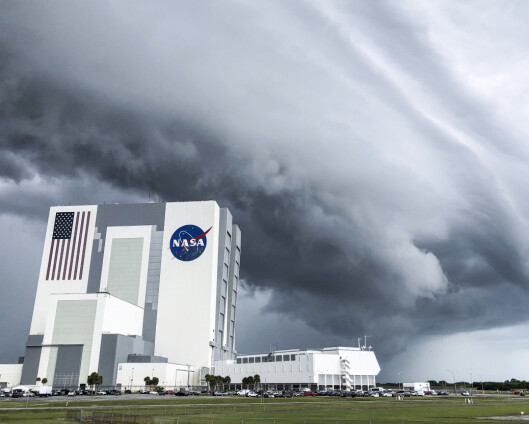 SpaceX forbereder seg på nytt oppskytingsforsøk