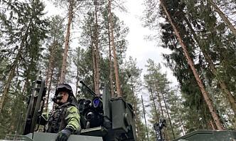Koronapandemien får konsekvenser for svensk forsvarsplan - utsatt for tredje gang