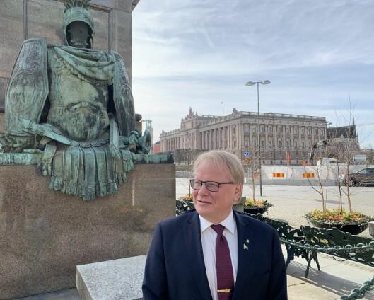 Grillet om kollega i Irak – som er svensk statsborger