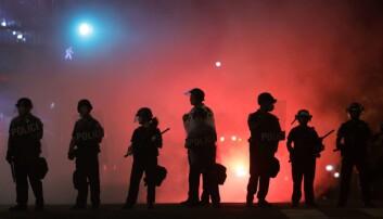 Nasjonalgarden kalt inn for å beskytte Det hvite hus